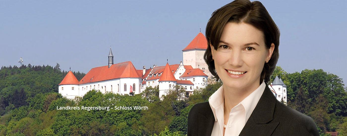 Tanja Schweiger - Schloss Wörth