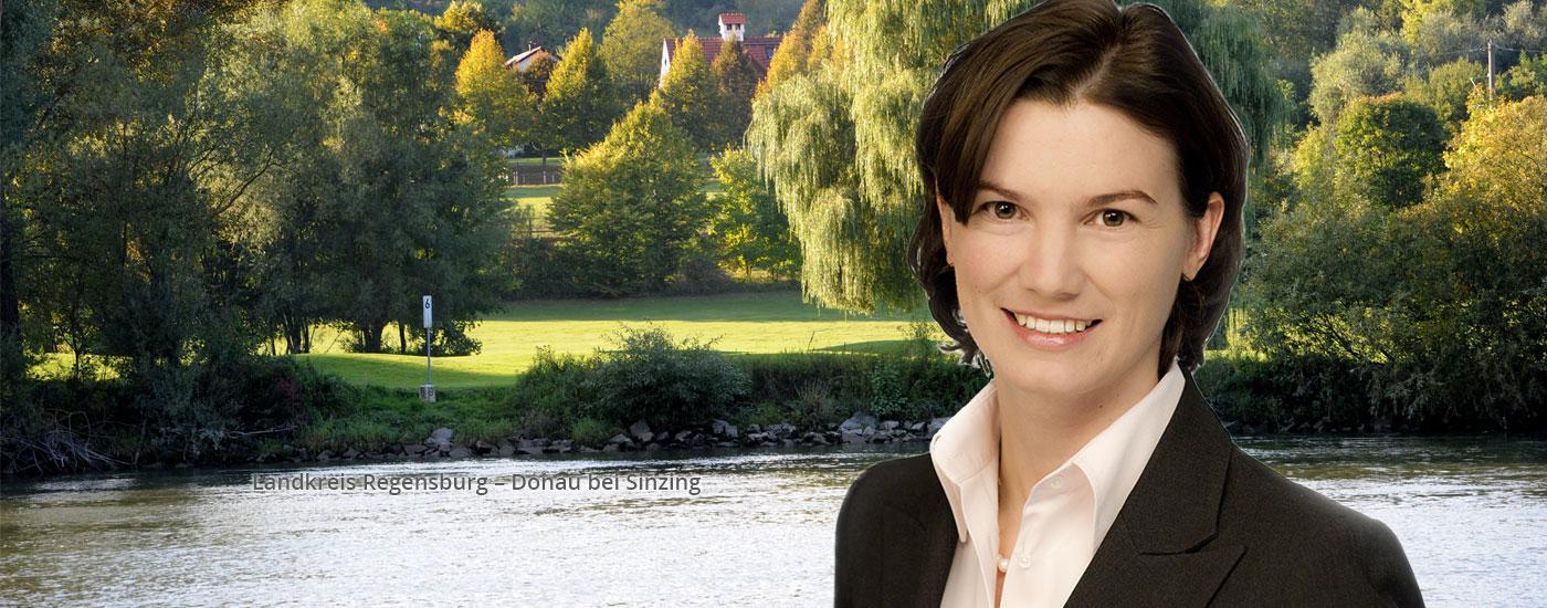 Tanja Schweiger - Donau bei Sinzing