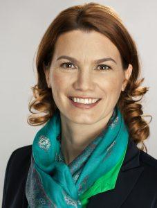 Landrätin Tanja Schweiger